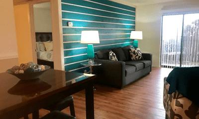 Living Room, Crossings at Minshall Park, 2
