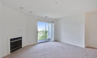 Living Room, Ashburn Meadows, 2