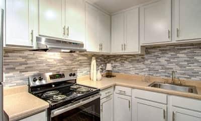 Kitchen, Barrington Hills, 1