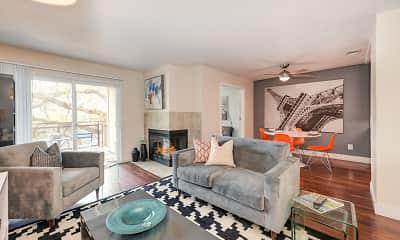 Living Room, Folsom Ranch, 1