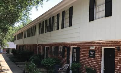 Building, River Ridge Apartments, 2