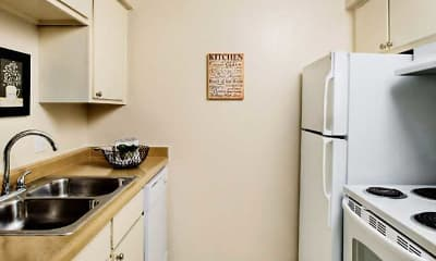 Kitchen, Lakeshire Place, 1
