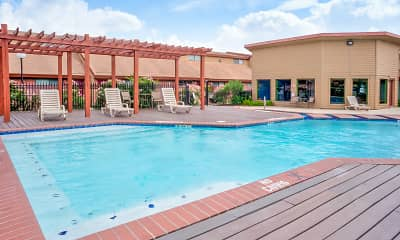 Pool, Smoketree, 1