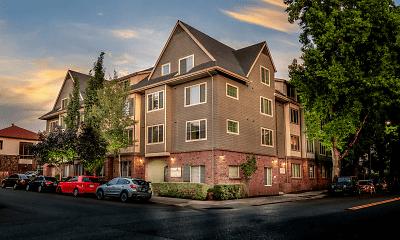 Building, Irvington Garden Apartments, 0