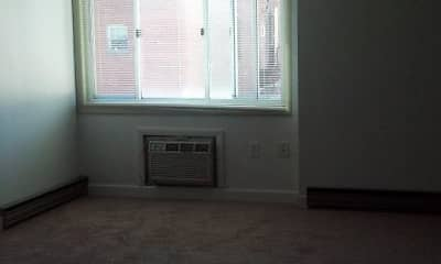 Living Room, Penn State Towers, 2