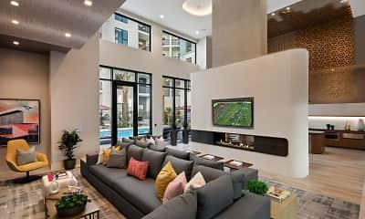 Living Room, Savoy, 1