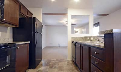 Kitchen, Deerfield Run, 0