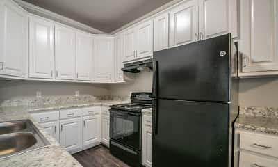 Kitchen, Hunter's Court, 0