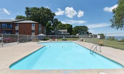 Pool, The Shore Club, 0