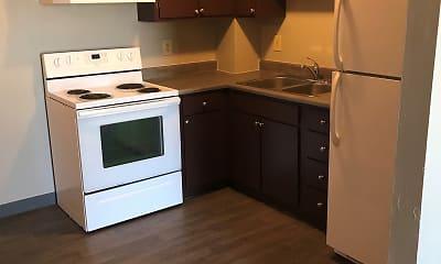 Kitchen, Taylor's Place, 1