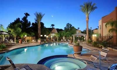 Pool, The Scottsdale Belle Rive, 0