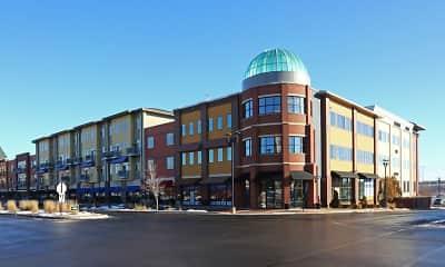 Building, West Glen Town Center, 2