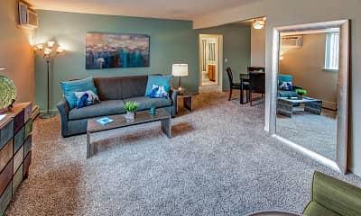 Living Room, The Loop On Greenfield, 1