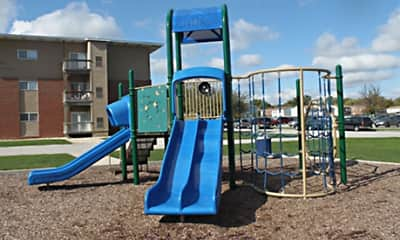 Playground, Aurora Heights Apartments, 1
