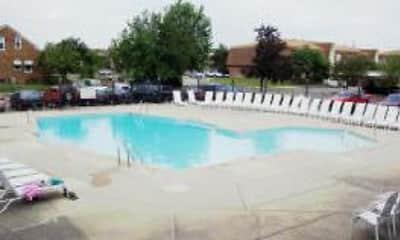Pool, Arlington Manor, 1