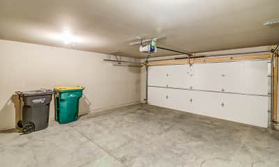 Storage Room, Cascade Townhomes, 2