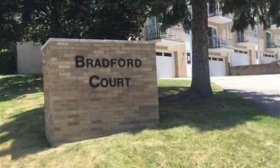 Community Signage, Bradford Court, 2