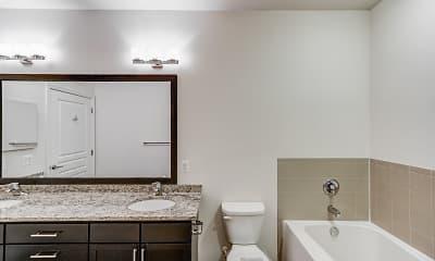 Bathroom, The Bowen, 2