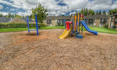 Playground, Greenbrier At Tanasbourne, 2