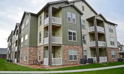 Building, Sierra Ridge Apartments, 1