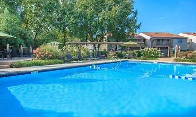 Pool, Laurel Ridge, 1