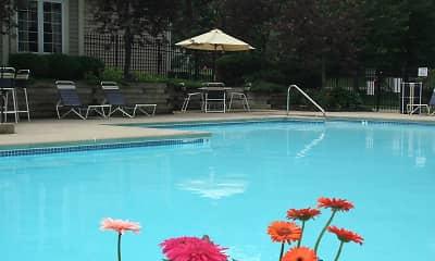 Pool, Arbor Lakes, 1