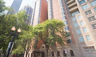 Building, 244 E. Pearson, 1