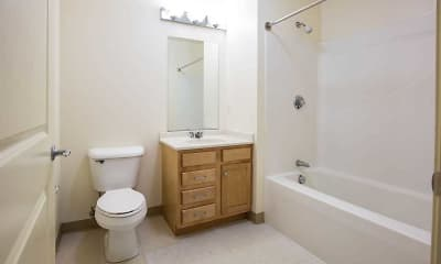 Bathroom, Keens Crossing, 2