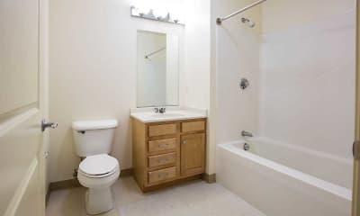 Bathroom, Keens Crossing, 2