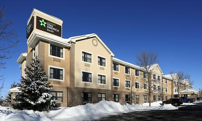 Building, Furnished Studio - Cleveland - Beachwood - Orange Place - South, 1