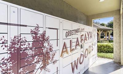 Community Signage, Alafaya Woods, 2
