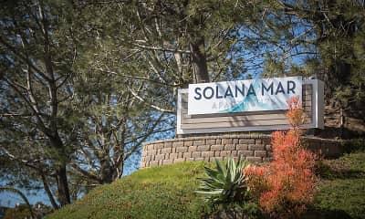Community Signage, Solana Mar, 0