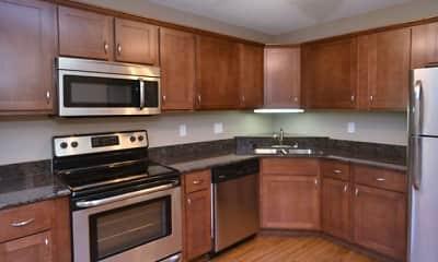 Kitchen, Crosby Pointe, 1