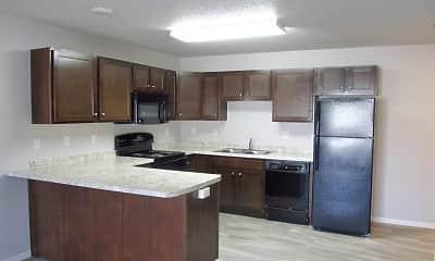 Kitchen, Hidden Pointe Apartments, 0