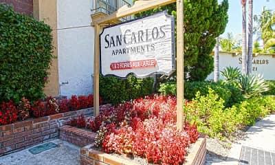 Community Signage, San Carlos, 0