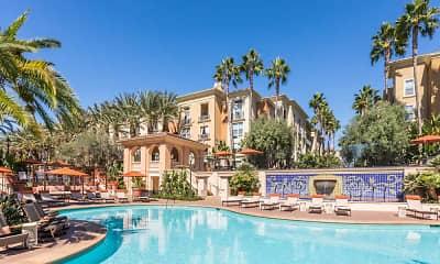 Pool, Villa Siena Irvine, 1