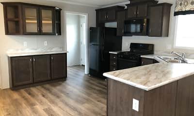 Kitchen, Troy Villa, 1
