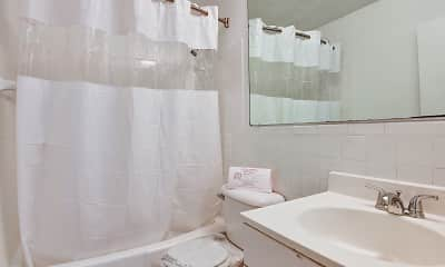 Bathroom, Sagamore Court, 2