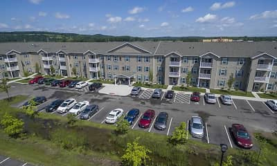 Building, Camillus Pointe Senior Apartments, 0