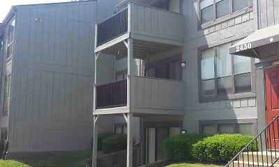 Building, Eagles Eyrie Apartments, 0