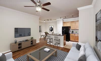 Living Room, Camden Shadow Brook, 0
