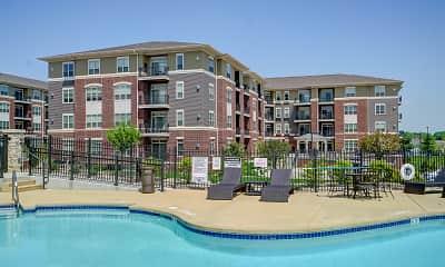 Pool, The Addison, 1