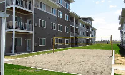 Building, Timber Creek Apartments, 2