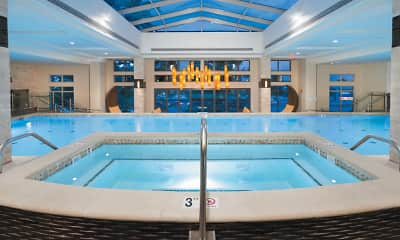 Pool, Harrison at Reston Town Center, 1