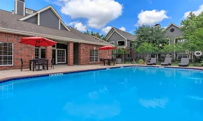 Pool, Eagles Landing Luxury Apartments, 0