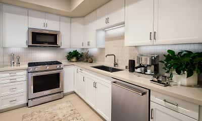 Kitchen, Villas Fashion Island, 0