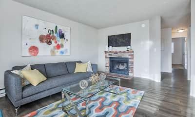 Living Room, Hidden Vale, 0