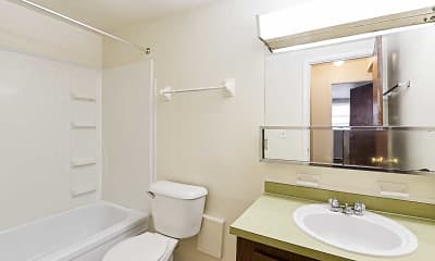 Bathroom, McKaig Court, 2