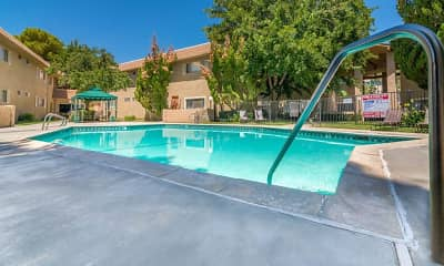 Pool, Racquet Club Apartments, 1