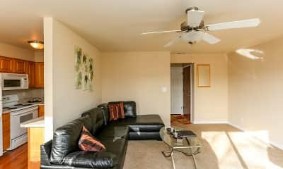 Living Room, Buckridge at Southport, 1